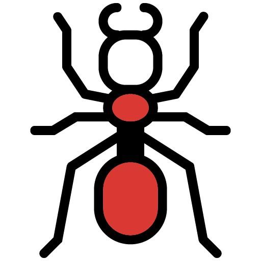 512 bg-w ants