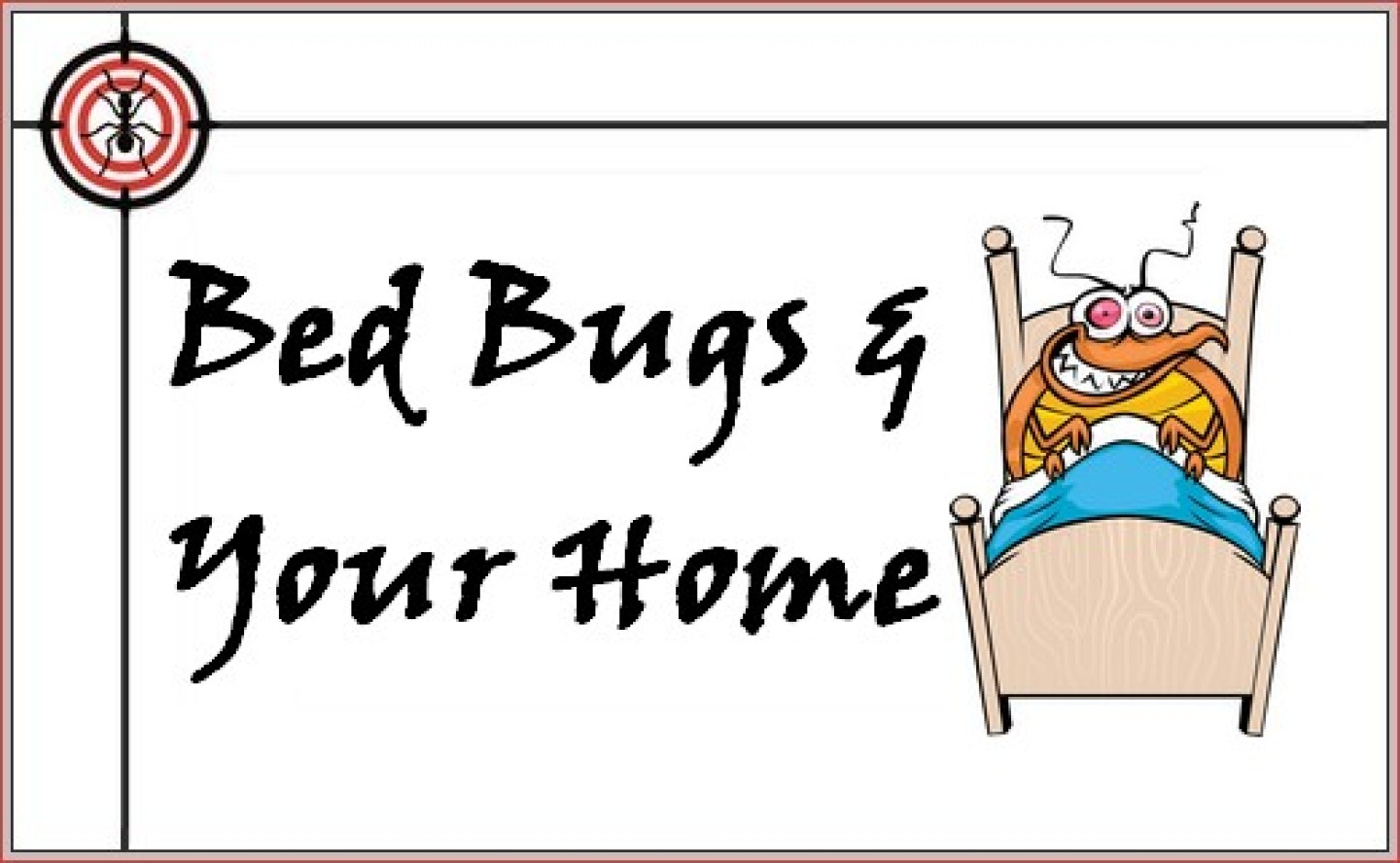 Bed Bugs and your home